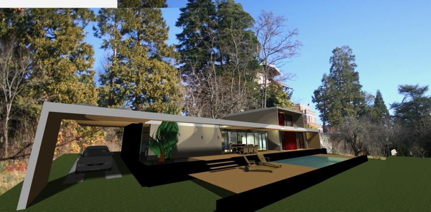 RAPHAEL GENOVA ARCHITECTE DPLG   2 RUE PIERRET  43000 LE PUY EN VELAY